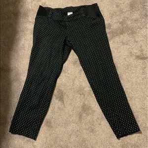 Old Navy Maternity Pixie Pants